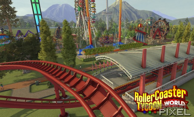 analisis RollerCoaster Tycoon World beta img 002