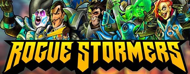 ANÁLISIS: Rogue Stormers