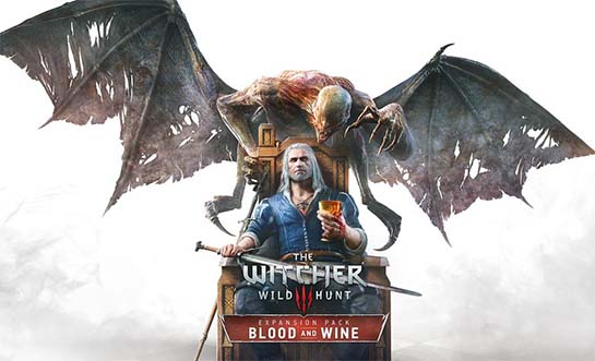 The witcher blood and wine