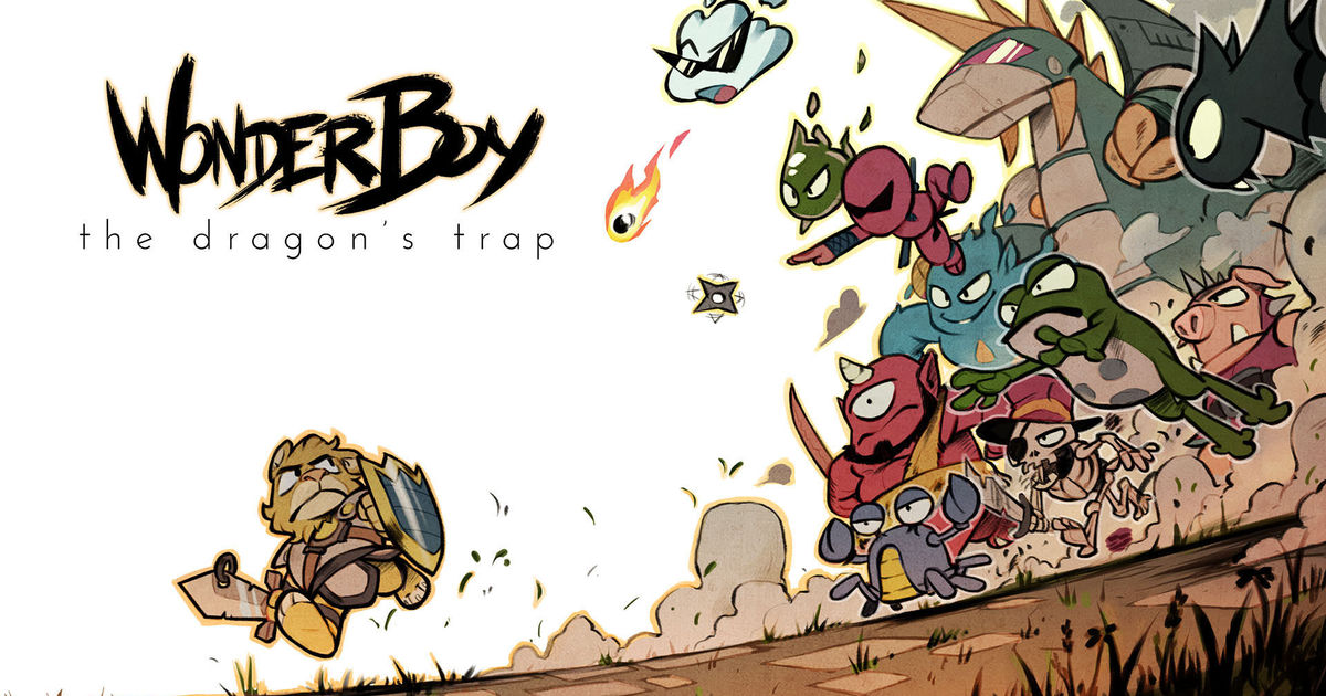 Wonder Boy The Dragon's Trap, Lizardcube y DotEmu