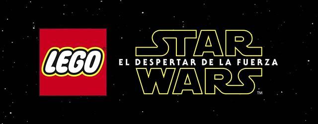 ANÁLISIS: LEGO Star Wars El despertar de la fuerza