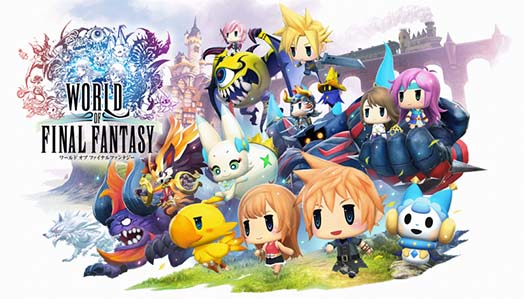 World_of_Final_Fantasy