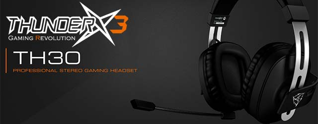 ANÁLISIS HARD-GAMING: Auriculares ThunderX3 TH30