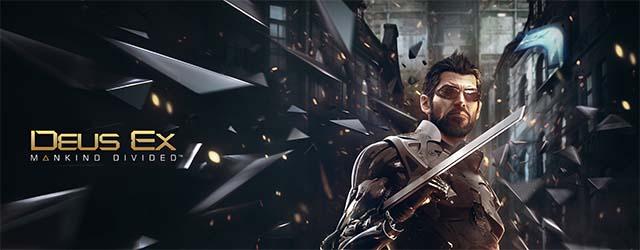 ANÁLISIS: Deus Ex: Makind Divided