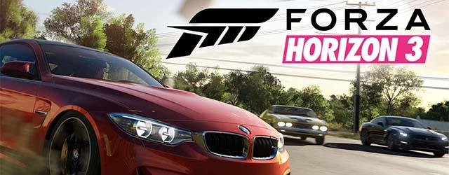 ANÁLISIS: Forza Horizon 3