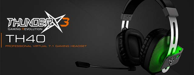 ANÁLISIS HARD-GAMING: Auriculares ThunderX3 TH40