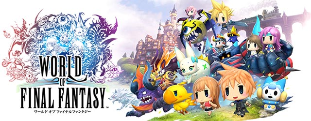 ANÁLISIS: World of Final Fantasy