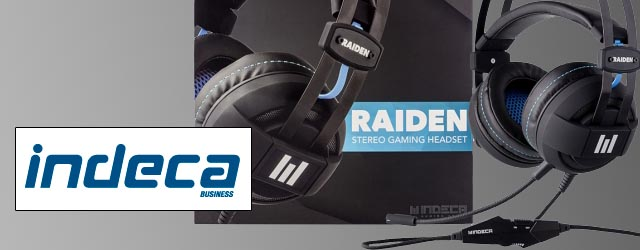 ANÁLISIS HARD-GAMING: Auriculares Indeca Raiden