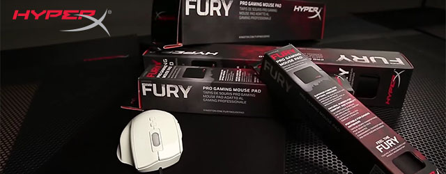 ANÁLISIS HARD-GAMING: Alfombrilla HyperX Fury