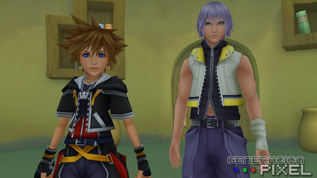 analisis Kingdom Hearts HD II8 img 002