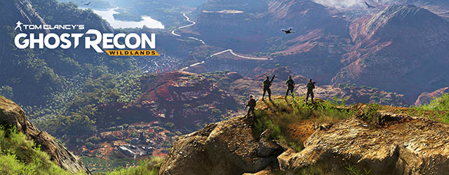 ANÁLISIS: Tom Clancy's Ghost Recon Wildlands