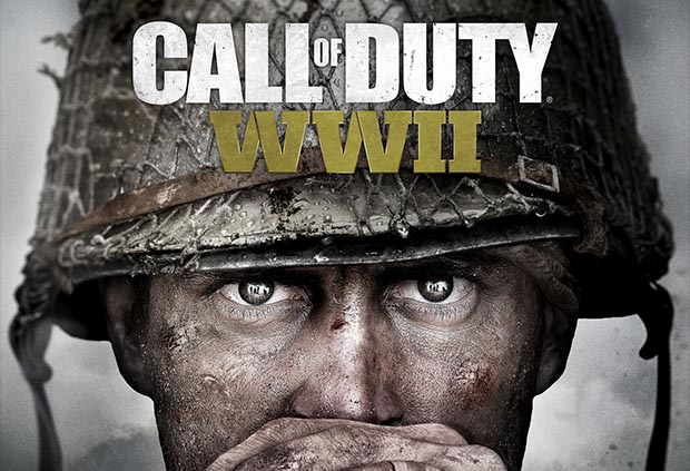Call of Duty WWII Key Art