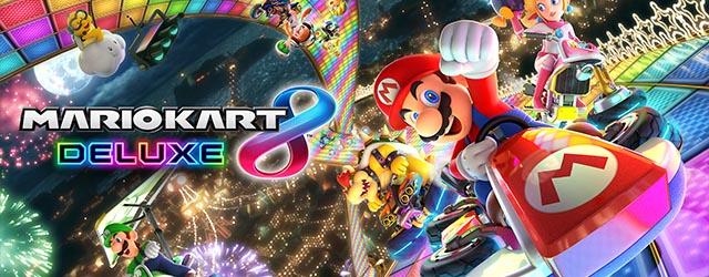 Mario Kart 8 Deluxe cab