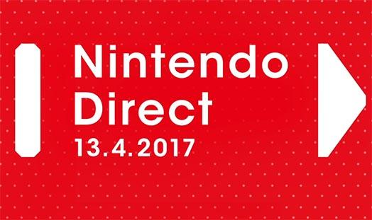 Nintendo Direct 1342017
