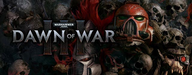ANÁLISIS: Warhammer 40,000 Dawn of War III