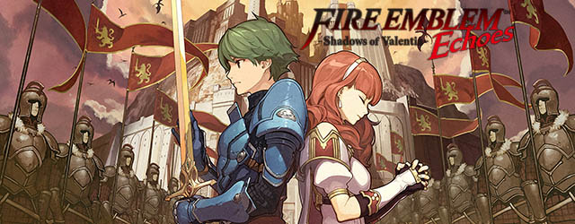 ANÁLISIS: Fire Emblem Echos Shadows of Valentia
