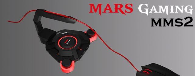 ANÁLISIS HARD-GAMING: Estación para Ratón Mars Gaming MMS2