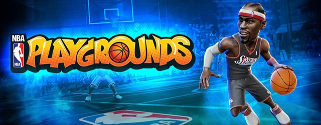 ANÁLISIS: NBA Playgrounds