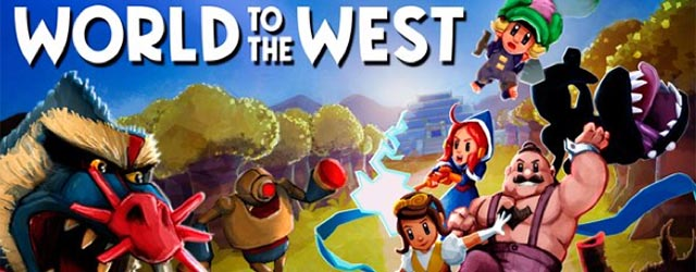 World to the West cab
