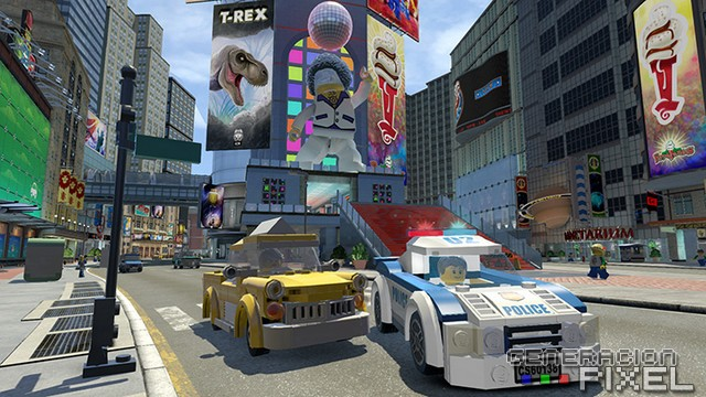 analisis LEGO City Undercover img 002
