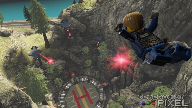 analisis LEGO City Undercover img 004