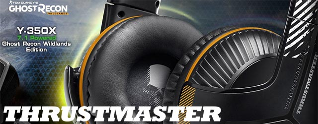 ANÁLISIS HARD-GAMING: Auriculares Thrustmaster Y-350 7.1 Powered