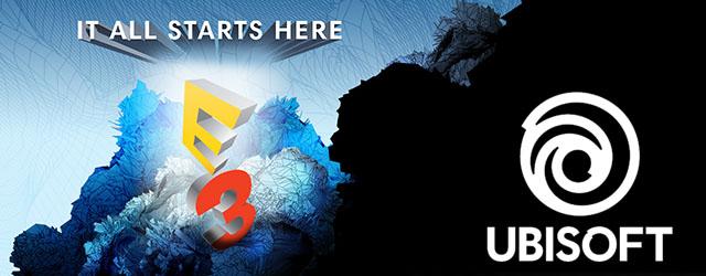 E3 Cabecera Ubisoft