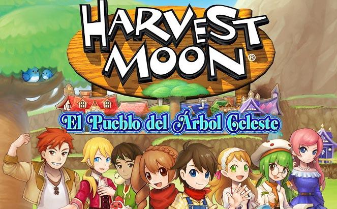 Harvest Moon el pueblo