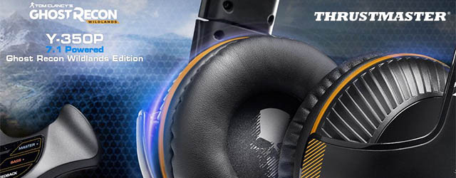 ANÁLISIS HARD-GAMING: Auriculares Thrustmaster 350-P 7.1 Powered