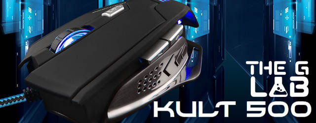 ANÁLISIS HARD-GAMING: Ratón The G-Lab Kult 500