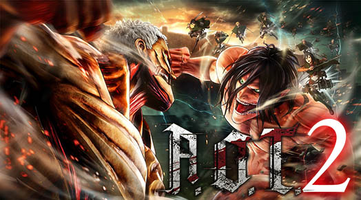 Ataque a los titanes 2
