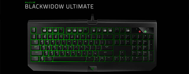 ANÁLISIS HARD-GAMING: Teclado Razer BlackWidow Ultimate 2016