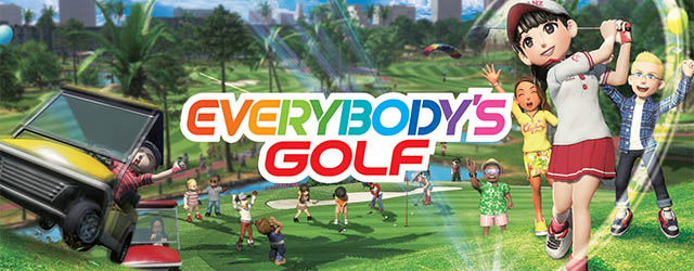 ANÁLISIS: Everybody's Golf