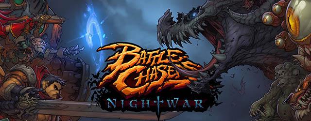 ANÁLISIS: Battle Chasers Nightwar