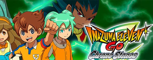 Inazuma Eleven GO Chrono Stone CAB
