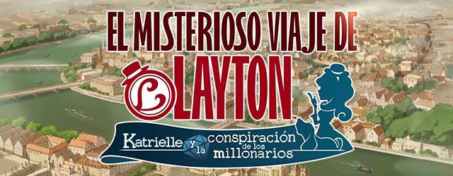 ANÁLISIS: El misterioso viaje de Layton: Katrielle y la conspiración de los millonarios