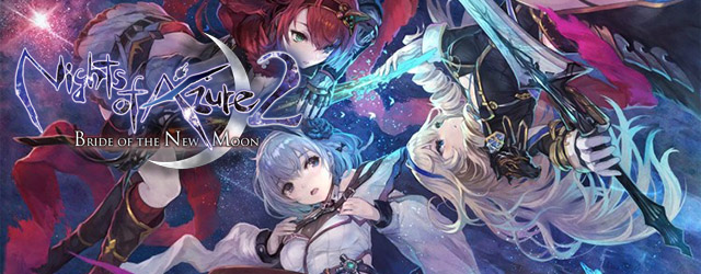ANÁLISIS: Nights of Azure 2 Bride of the New Moon