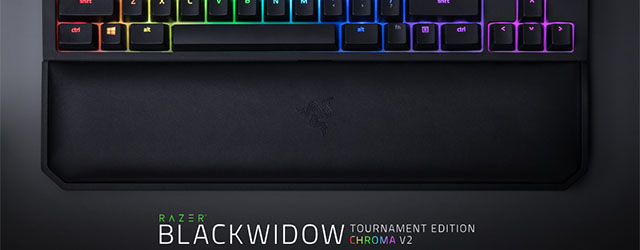 ANÁLISIS HARD-GAMING: Teclado Razer BlackWidow Tournament Edition Chroma V2