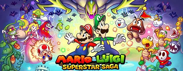 Mario y Luigi saga cab