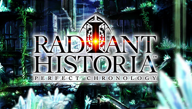 Radiant Historia Perfect Chronology Logo