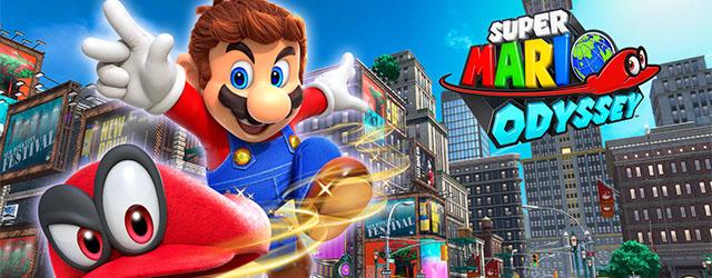 ANÁLISIS: Super Mario Odyssey