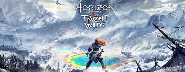 ANÁLISIS: Horizon Zero Dawn The Frozen Wilds