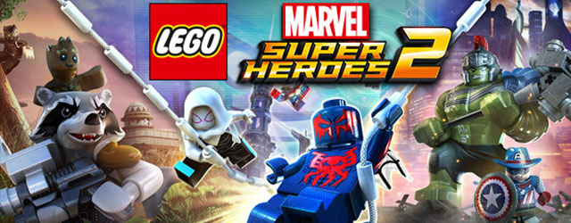 ANÁLISIS: LEGO Marvel Super Heroes 2