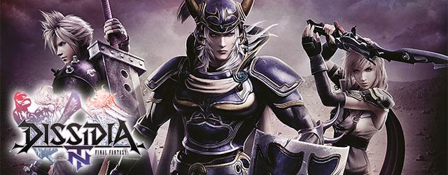 ANÁLISIS: Dissidia Final Fantasy NT