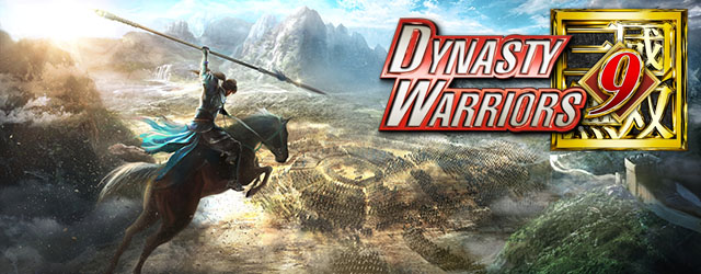 Dynasty Warriors 9 cab