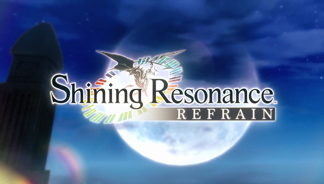 Shining Resonance Refrain Logo
