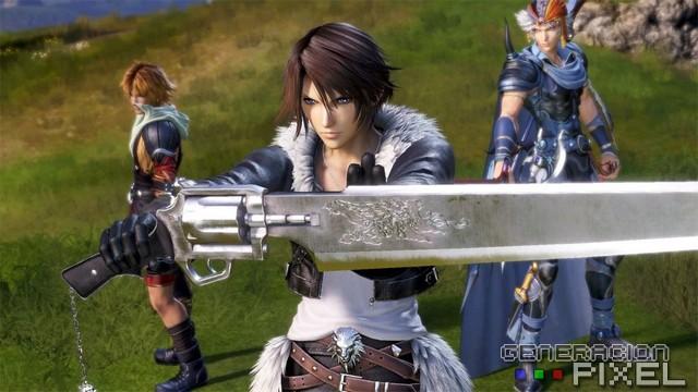 analisis Dissidia Final Fantasy NT img 001
