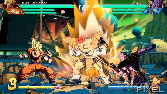 analisis Dragon Ball FighterZ img 004