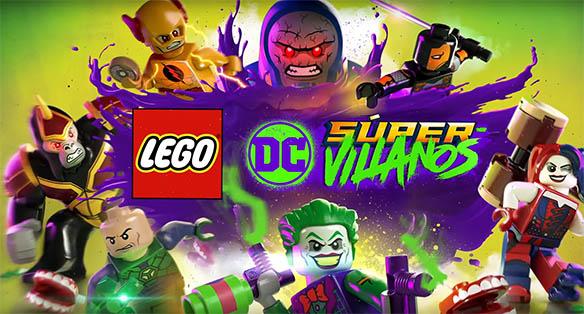LEGO Super Villanos