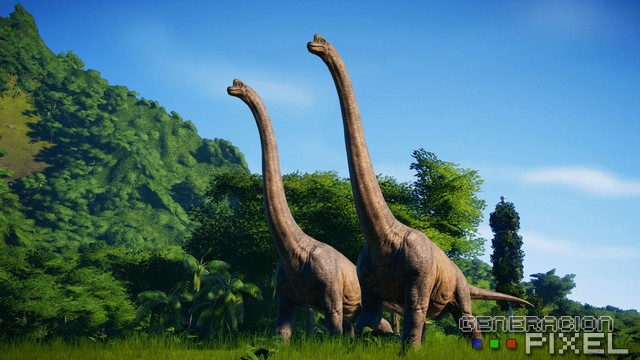Análisis jurassic world evolution img 001